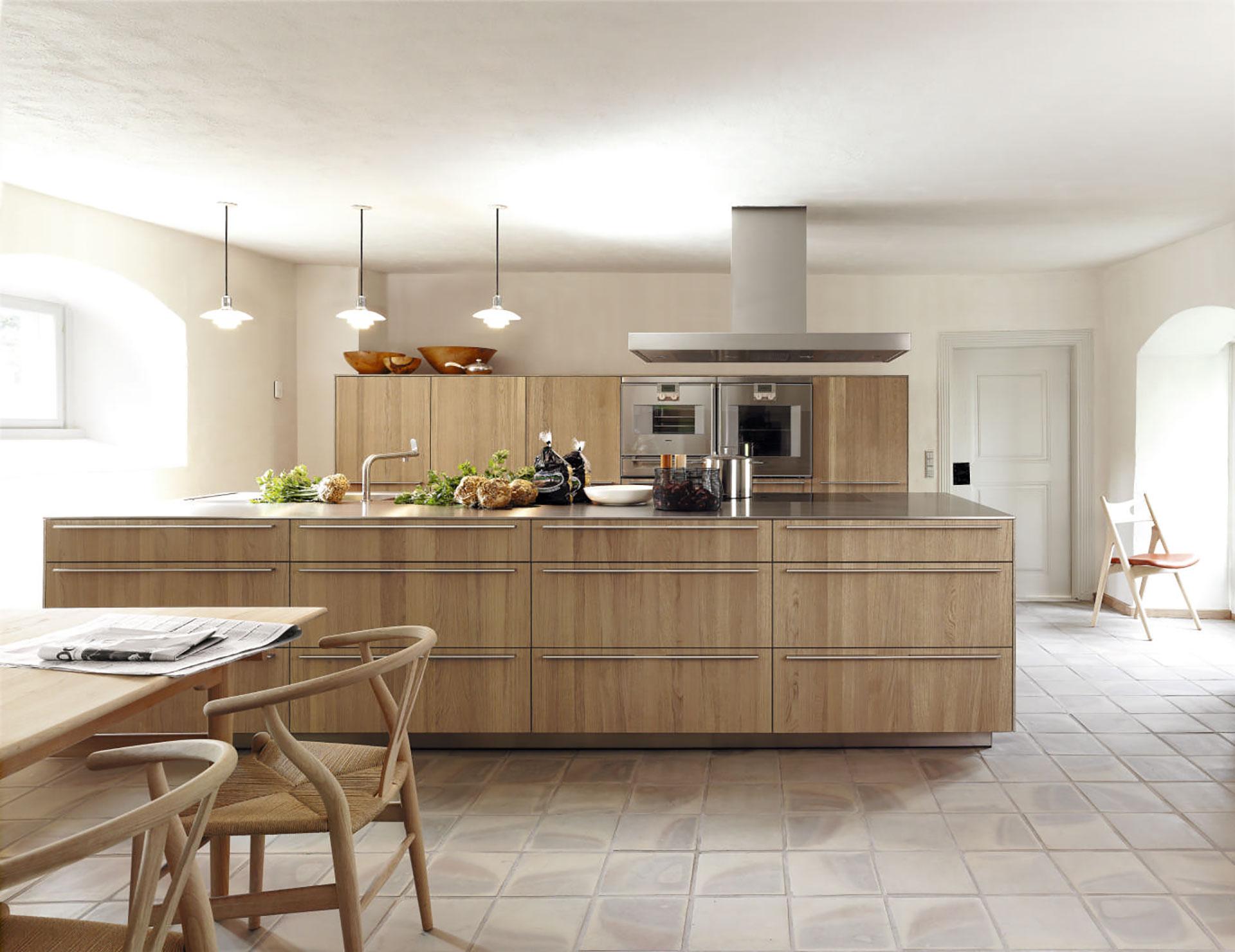 Bulthaup scottsdale authorized bulthaup partner - Cuisine en bois nature et decouverte ...